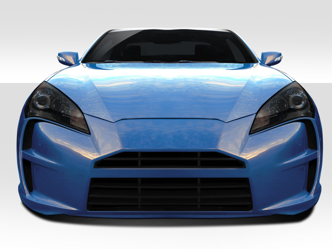 Extreme Dimensions Vg R Front Bumper Genesis Coupe 2010 2012