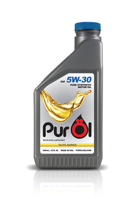 Purol Elite Sae 5w 30 Synthetic Motor Oil 1 Quart