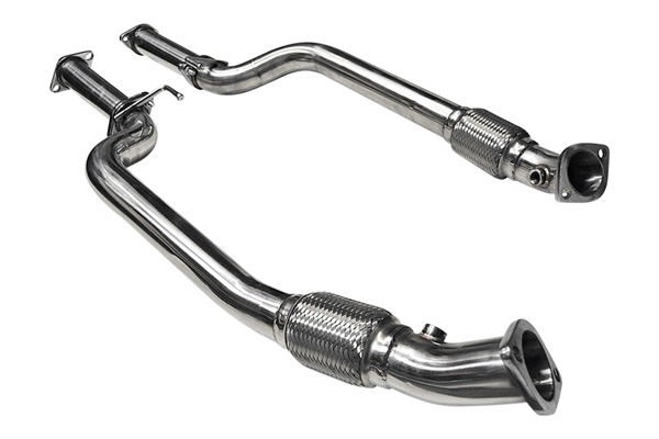 Ark Downpipes Amp Straight Test Pipes Genesis Coupe 38 2010