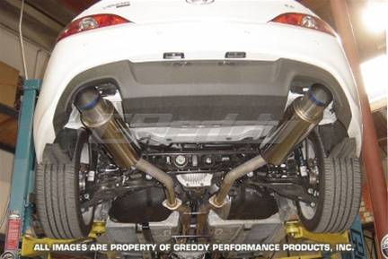 Genesis Coupe 3 8 Greddy Dual Ti C Exhaust 2010 2012