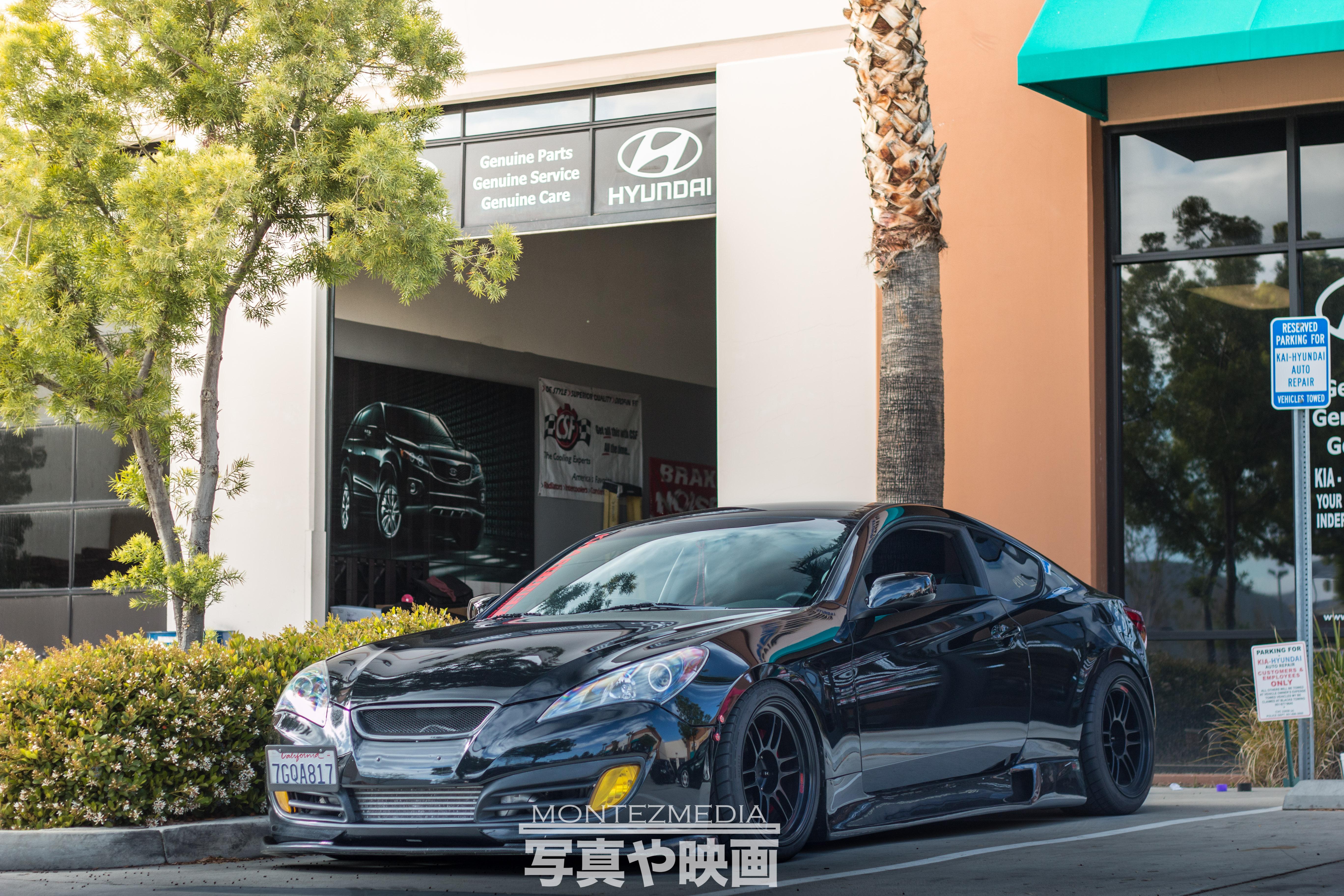 18 X 9 5 15 18 X 10 5 15 Genesis Coupe Enkei Rpf1 Combo