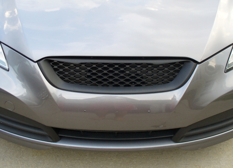 Genesis Coupe M Amp S Type D Grill 2010 2012
