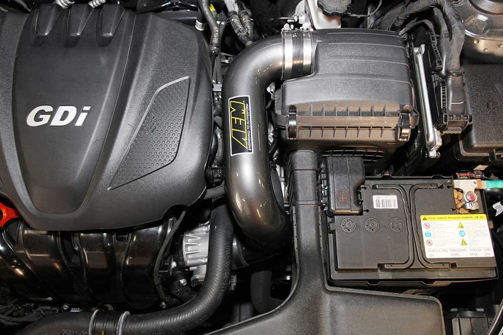 Kia Optima NON-Turbo AEM Cold Air Intake 2.4L (Utilizes ...