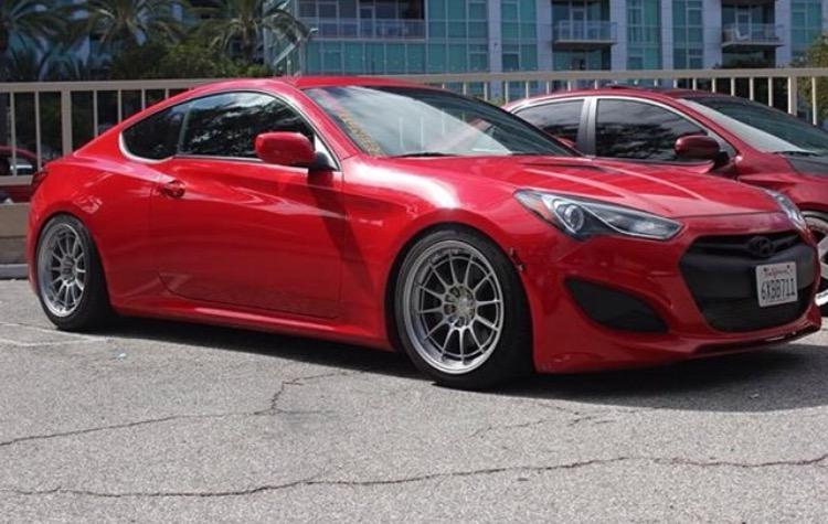 18 X 9 5 27 18 X 10 5 30 Genesis Coupe Nt03 M