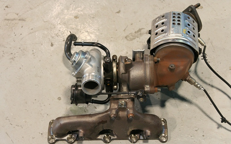 Oem Turbo Manifold Only Manifold No Turbo 2010 2012