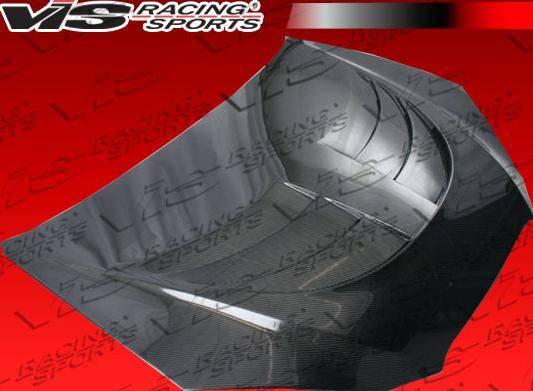 Genesis Coupe Vis Proline Carbon Fiber Hood 2010 2012